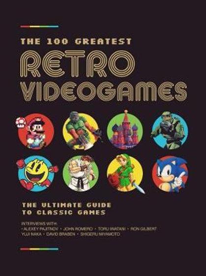 100 Greatest Retro Videogames       by Future Publishing Ltd