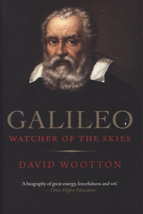 Galileo     by  David Wootton