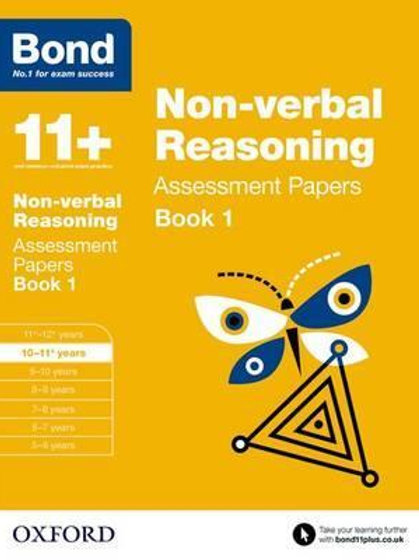 Bond 11+: Non-verbal Reasoning: Assessment Papers       by Alison Primrose
