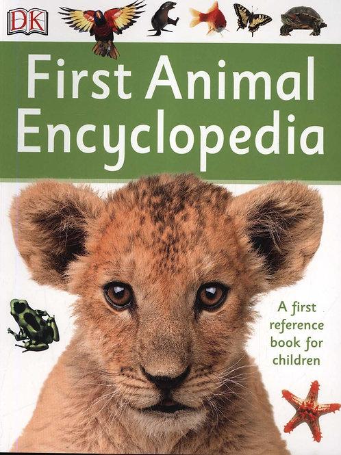 First Animal Encyclopedia Kindersley Dorling