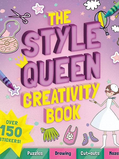 The Style Queen Creativity Book Andrea Pinnington
