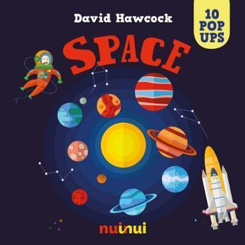 Space: 10 Pop Ups David Hawcock