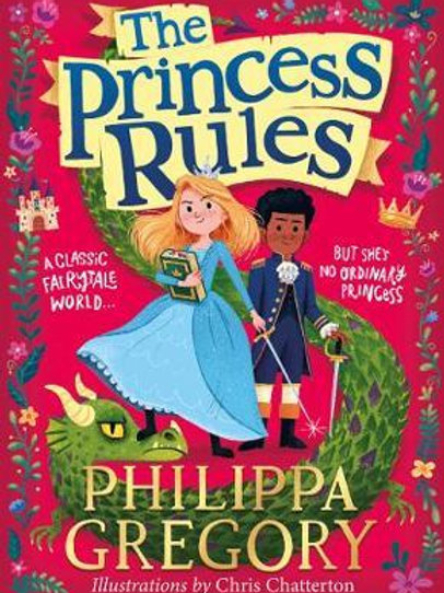 The Princess Rules Philippa Gregory