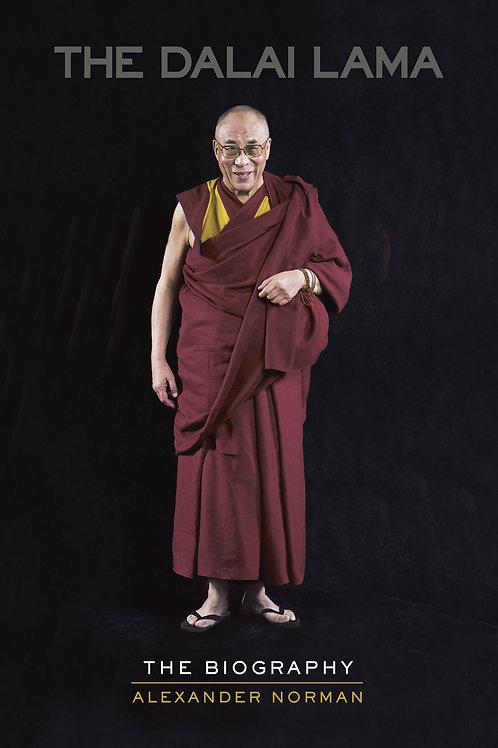 Dalai Lama     by  Alexander Norman