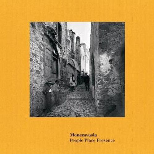 Monemvasia: People. Place. Presence. Ann Eldridge