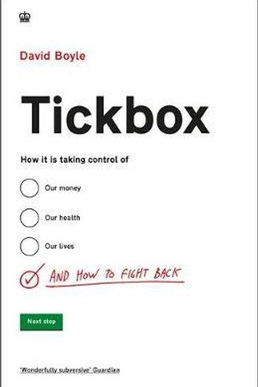 Tickbox David Boyle