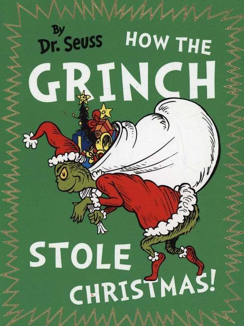 How the Grinch Stole Christmas Seuss Dr.