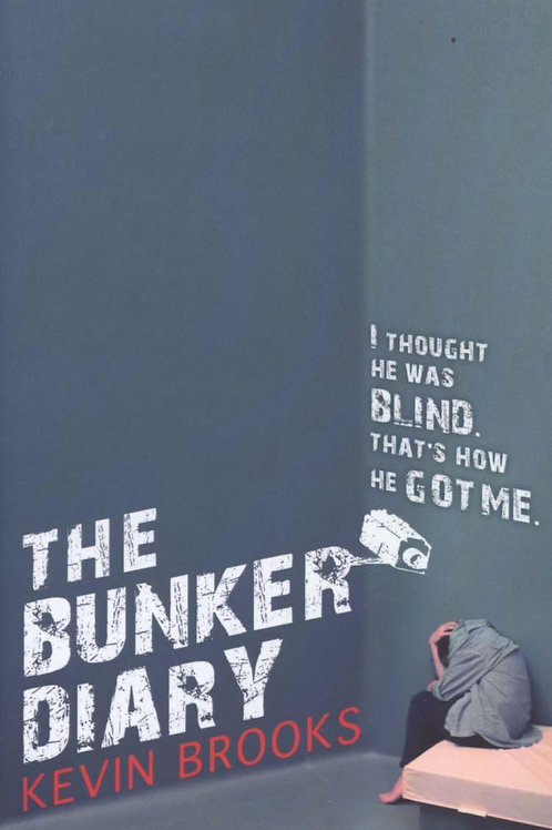 Bunker Diary       by Kevin Brooks