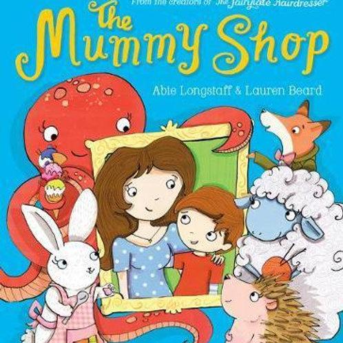 Mummy Shop       by Lauren Beard