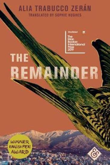Remainder  by  Alia Trabucco Zeran