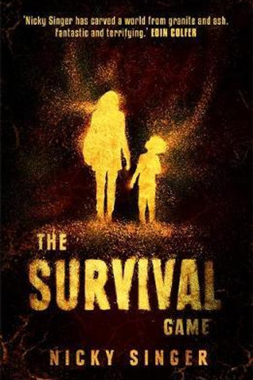 Survival Game       by Nicky Singer