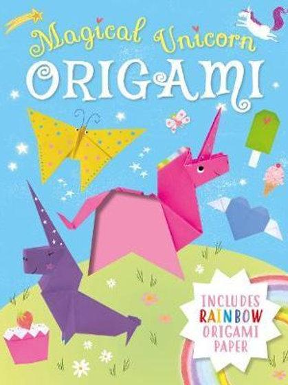 Magical Unicorn Origami Belinda Webster
