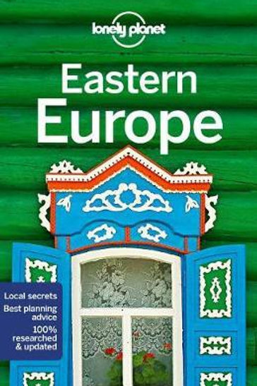 Lonely Planet Eastern Europe Planet Lonely