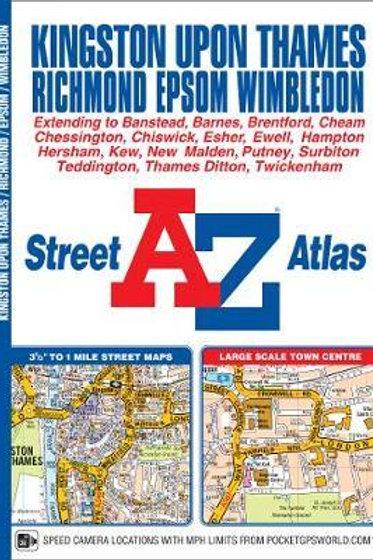 Kingston Upon Thames & Richmond Street Atlas