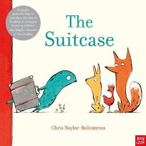 The Suitcase Chris Naylor-Ballesteros