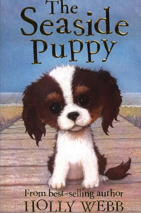Seaside Puppy       by Holly Webb