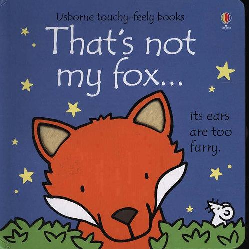 That's Not My Fox Fiona Watt