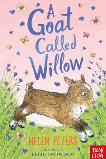 Goat Called Willow       by Helen Peters