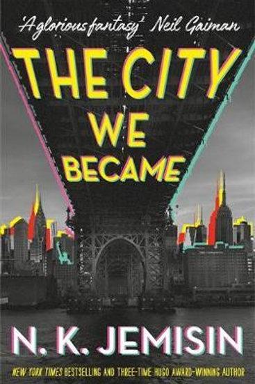 City We Became       by N. K. Jemisin