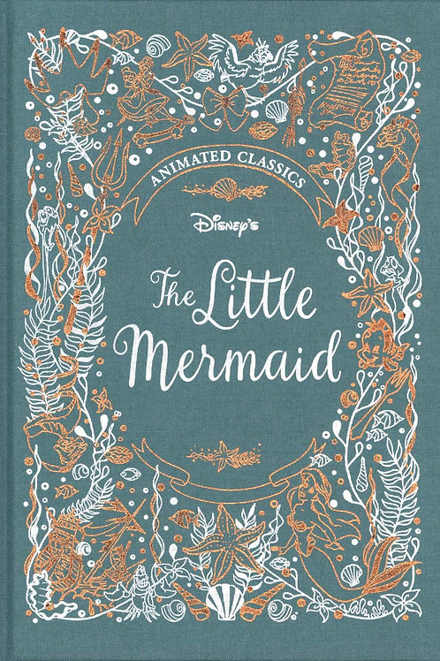 Disney Animated Classics The Little Mermaid