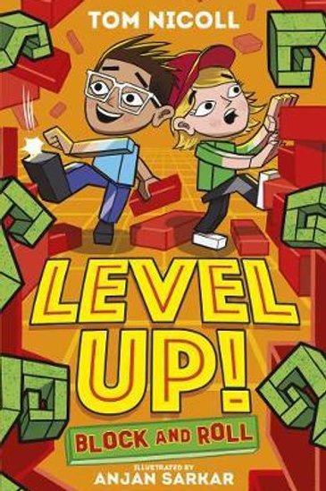 Level Up: Block and Roll       by Tom Nicoll
