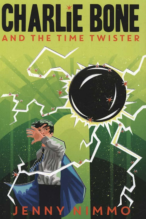 Charlie Bone and the Time Twister Jenny Nimmo