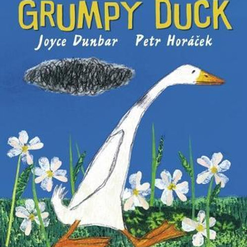 Grumpy Duck Joyce Dunbar