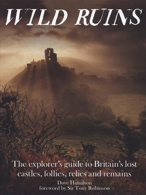Wild Ruins: The Explorer's Guide to Britain Lost Castles, Follies, Relics and Re