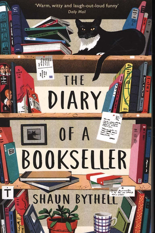 Diary of a Bookseller     by  Shaun Bythell