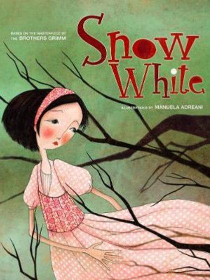 Snow White ,Manuela Adreani