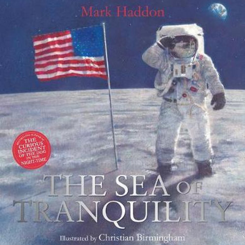 Sea of Tranquility       by Mark Haddon