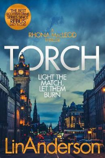 Torch       by Lin Anderson