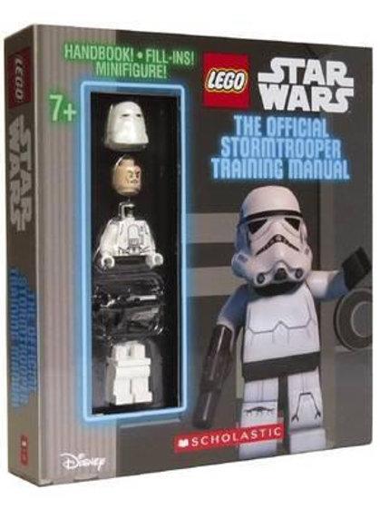 LEGO Star Wars the Official Stormtrooper Handbook  Scholastic
