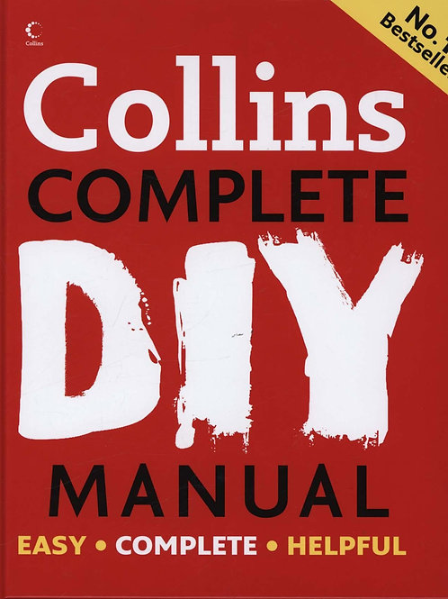 Collins Complete DIY Manual     by  Albert Jackson