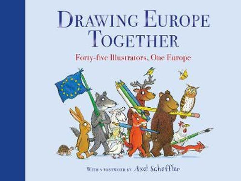 Drawing Europe Together     by  Axel Scheffler