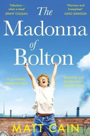 Madonna of Bolton  by  Matt Cain