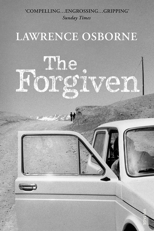 Forgiven  by  Lawrence Osborne