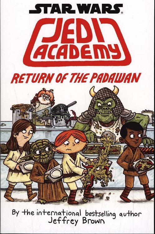 Return of the Padawan       by Jeffrey Brown