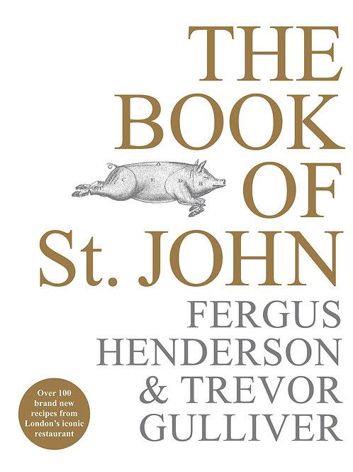 Book of St John       by Fergus Henderson