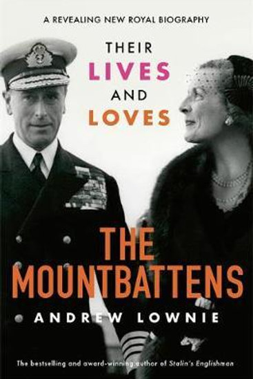 Mountbattens     by  Andrew Lownie