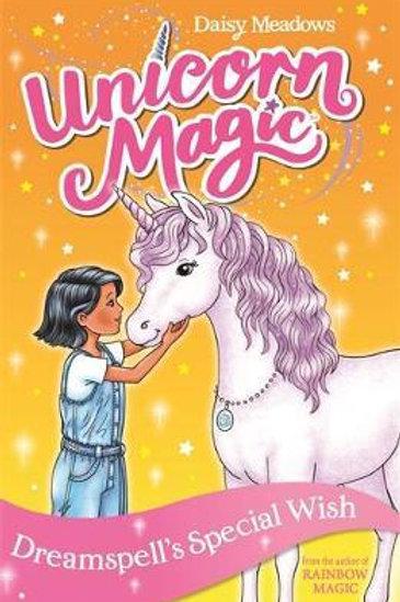Unicorn Magic: Dreamspell's Special Wish       by Daisy Meadows