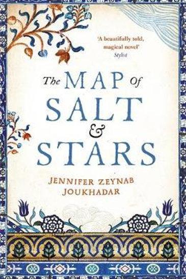 Map of Salt and Stars       by Jennifer Zeynab Maccani