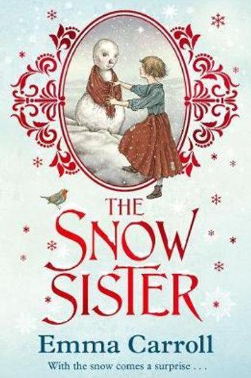 The Snow Sister Emma Carroll