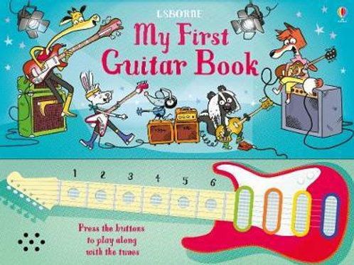 My First Guitar Book Sam Taplin