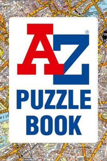 Z Puzzle Book       by Collins UK