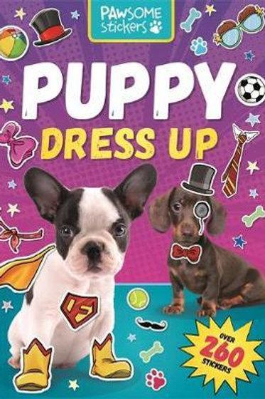 Pawsome Stickers: Puppy Dress Up