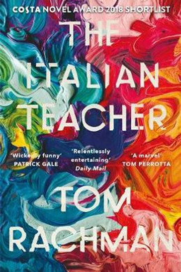 Italian Teacher  by  Tom Rachman