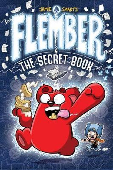 Flember: The Secret Book Jamie Smart