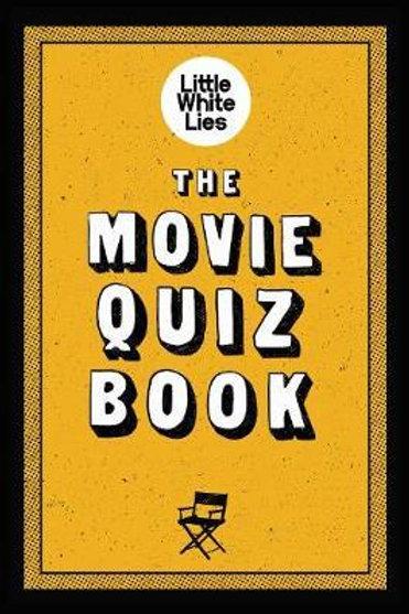 Movie Quiz Book       by Little White Lies