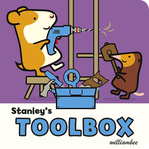 Stanley's Toolbox       by William Bee